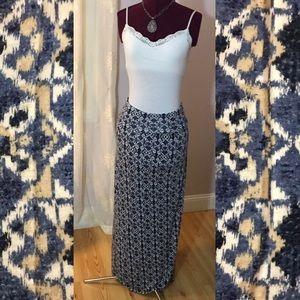 Max studio maxi skirt